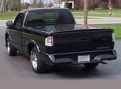 Chevrolet S-10 Pick-up  (GMT335) фото