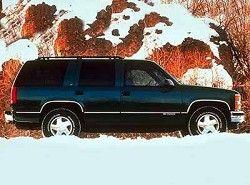 Chevrolet Tahoe 5.3 V8 4WD(GMT810) фото