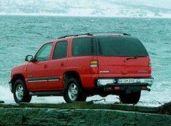 Tahoe 5.3 V8 4WD(GMT810) Chevrolet фото