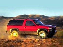 Chevrolet Tahoe 6.5 V8 TD 4WD(GMT810) фото