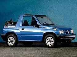 Chevrolet Tracker Convertible 4x4 2 Door(GMT250) фото
