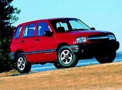 Chevrolet Tracker Hardtop 2WD 4 Door(GMT250) фото