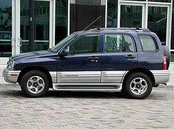 Tracker Hardtop 2WD 4 Door(GMT250) Chevrolet фото