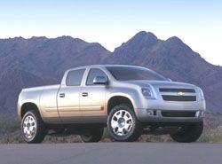 Chevrolet Cheyenne фото