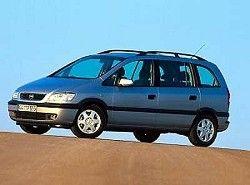 Chevrolet Zafira 2.0 16V (136hp) фото