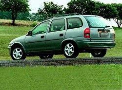 Chevrolet Corsa 1.7 (60hp) Wagon фото