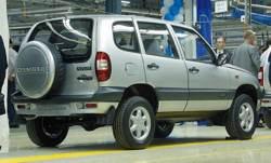 NIVA Chevrolet фото