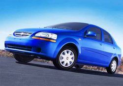 Chevrolet Aveo Sedan фото