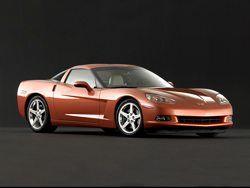 Chevrolet Corvette C6 фото