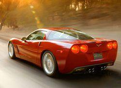 Corvette C6 Chevrolet фото