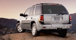 TrailBlazer EXT 5.3 AWD Chevrolet фото