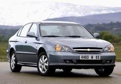 Chevrolet Evanda фото