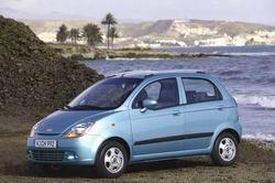 Chevrolet Matiz фото