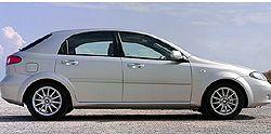 Chevrolet Lacetti Sedan 1.6 i 16V фото