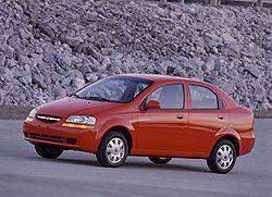 Chevrolet Aveo Sedan 1.5i 8V фото