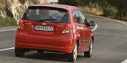 Aveo Hatchback 1.5i 8V Chevrolet фото