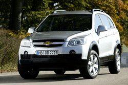 Chevrolet Captiva I4 2.4 фото