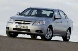 Chevrolet Epica фото