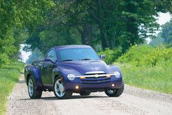 Chevrolet SSR 5.3 V8 фото