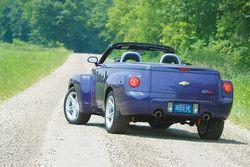 Chevrolet SSR 6.0 V8 фото