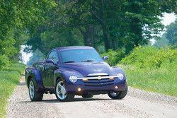 SSR 6.0 V8 Chevrolet фото