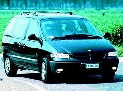 Grand Voyager 3.3 SE  P-pl Chrysler фото