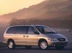 Town & Country 3.3 V8  P-pl Chrysler фото