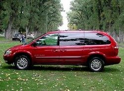 Chrysler Town & Country 3.8 V6 (183 hp)  P-pl фото