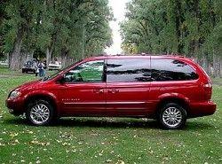 Chrysler Town & Country 3.8 V6 (218 hp)  P-pl фото
