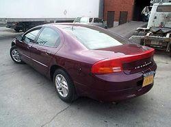Intrepid 2.7 Chrysler фото
