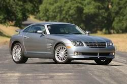 Chrysler Crossfire SRT-6 фото