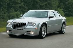Chrysler 300C SRT-8 фото