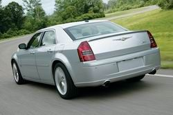 300C SRT-8 Chrysler фото