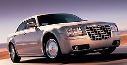 300C 5,7 HEMI V8 Chrysler фото