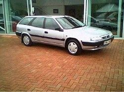 Citroen Xantia 2.1 Turbo D 12 V Break  (X1)  фото