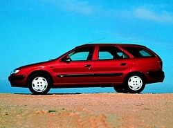 Xsara 1.8i (90hp) Break  (N2)  Citroen фото