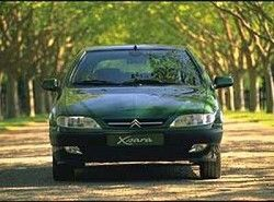 Citroen Xsara 1.9D (70hp) Break  (N2) фото