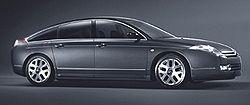 Citroen C6 V6 HDi фото