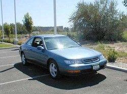 Acura CL 2.3 (152hp)(YA325) фото