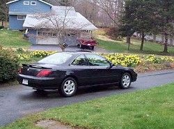 CL 3.0 (150hp)(YA325) Acura фото