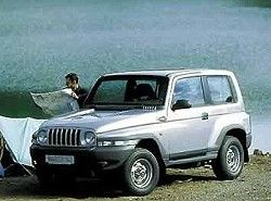 Korando 2.3 16V 4WD(KJ) Daewoo фото