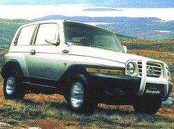 Daewoo Korando 2.3 4WD(KJ) фото