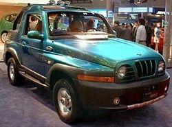 Korando 2.9 D (98hp) 4WD Soft Top(KJ) Daewoo фото