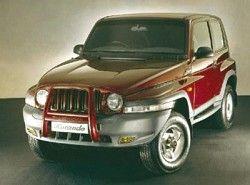 Daewoo Korando 2.9 TD (129hp) 4WD(KJ) фото
