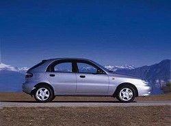 Daewoo Lanos 1.5 (5dr) Hatchback(KLAT) фото