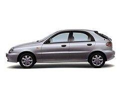 Daewoo Lanos 1.5 16V (5dr) (110hp) Hatchback(KLAT) фото