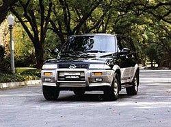 Daewoo Musso 2.3 16V (140hp)4WD(MJ) фото