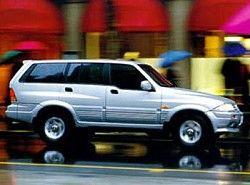 Musso 2.3 D 4WD(MJ) Daewoo фото