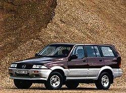 Daewoo Musso 2.9 TD 4WD(MJ) фото