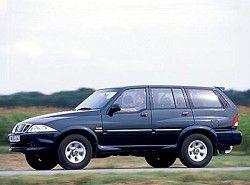 Musso 2.9 TD 4WD(MJ) Daewoo фото